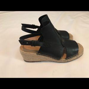 Rag & bone sayre II espadrille wedge sandal 9
